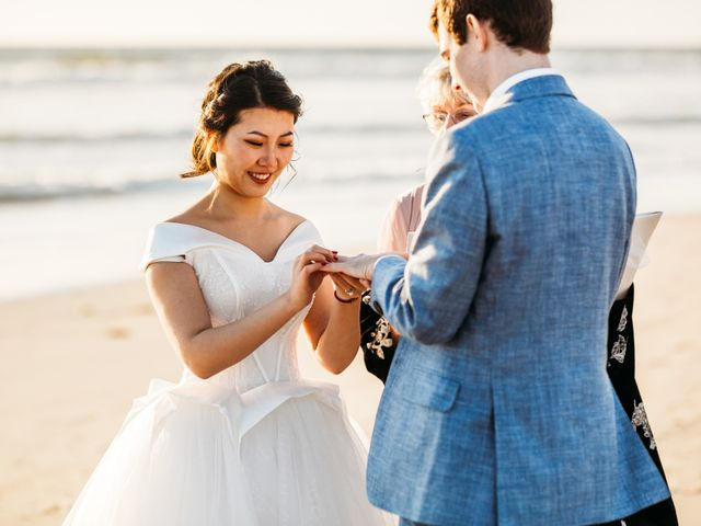 Connor and Sangia's Wedding in Imperial Beach, California 1