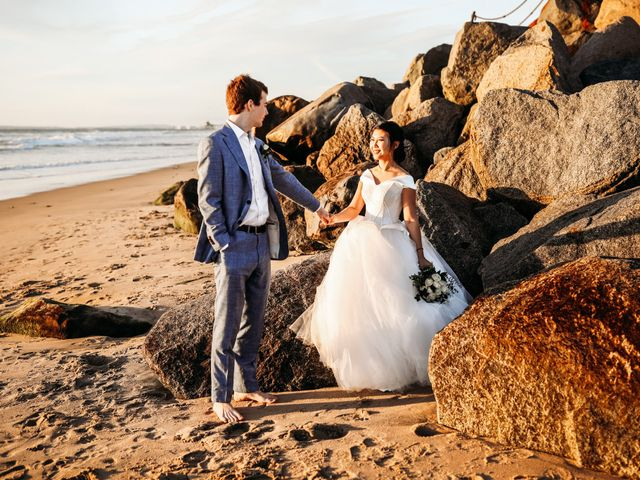 Connor and Sangia's Wedding in Imperial Beach, California 2