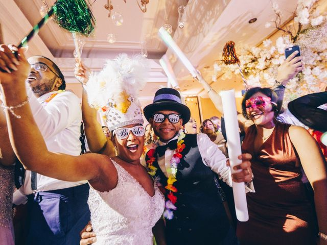 Shanedely and Gillmore's Wedding in Willemstad, Curacao 2