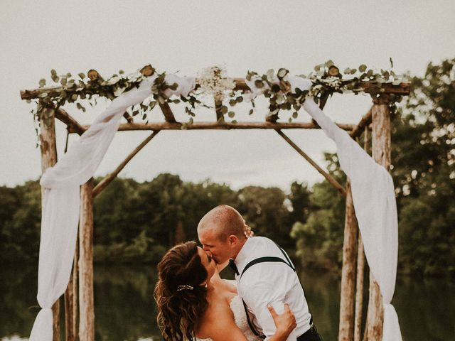 Donnie and Clara's Wedding in Cumberland, Virginia 3