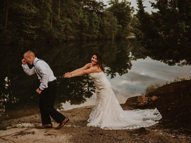 Donnie and Clara's Wedding in Cumberland, Virginia 4