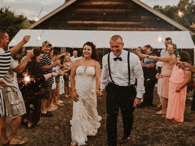 Donnie and Clara's Wedding in Cumberland, Virginia 6