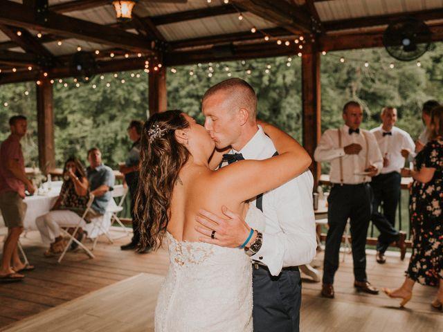Donnie and Clara's Wedding in Cumberland, Virginia 7