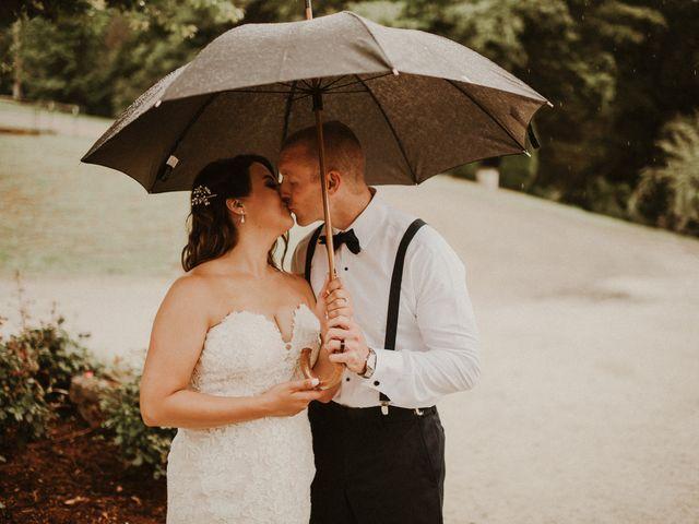 Donnie and Clara's Wedding in Cumberland, Virginia 12