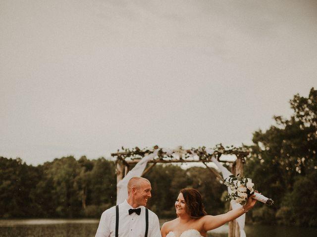 Donnie and Clara's Wedding in Cumberland, Virginia 13