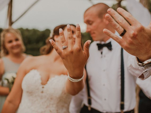 Donnie and Clara's Wedding in Cumberland, Virginia 16