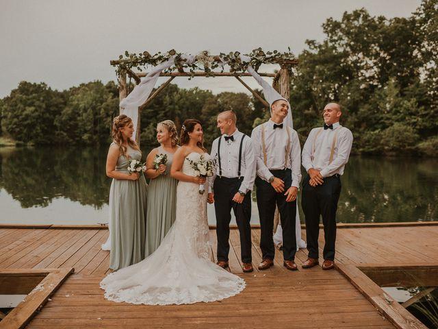 Donnie and Clara's Wedding in Cumberland, Virginia 18
