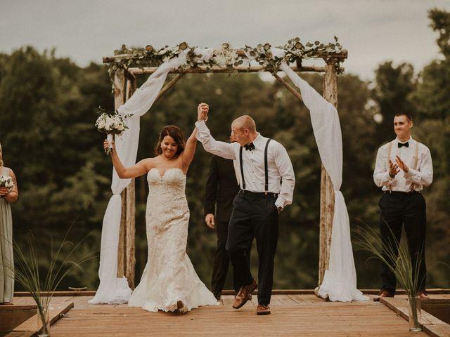 Donnie and Clara's Wedding in Cumberland, Virginia 1