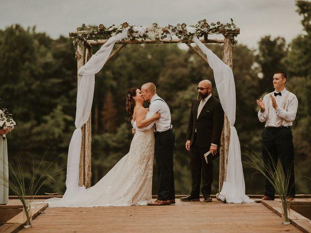 Donnie and Clara's Wedding in Cumberland, Virginia 23