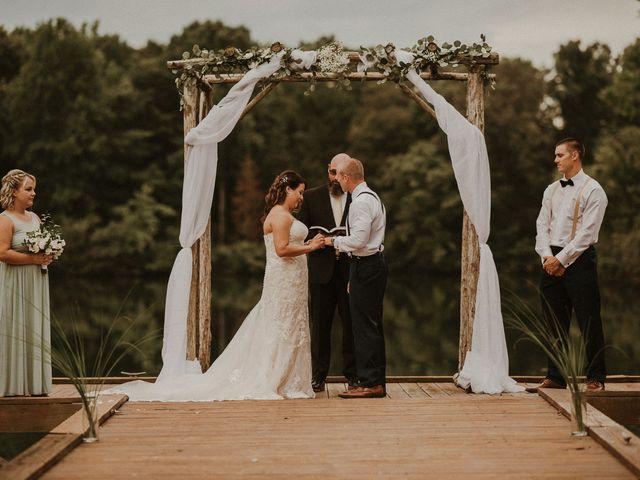 Donnie and Clara's Wedding in Cumberland, Virginia 24