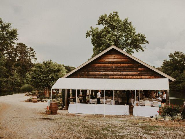 Donnie and Clara's Wedding in Cumberland, Virginia 36