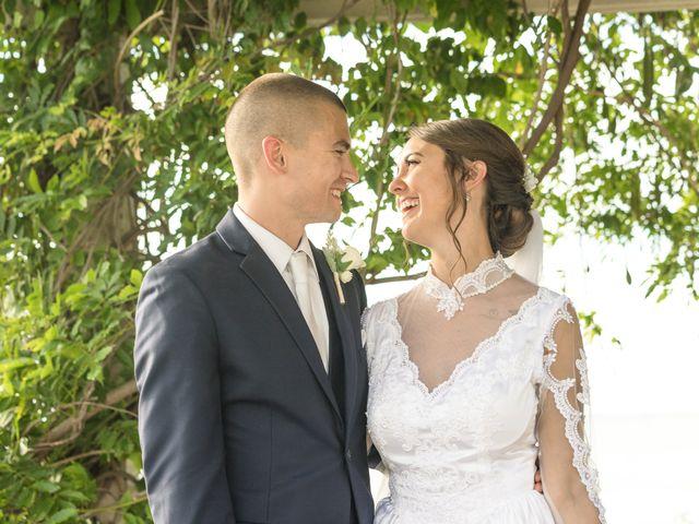Brady and Kristen's Wedding in Oswego, New York 1