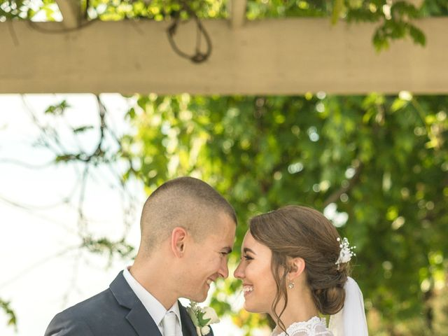 Brady and Kristen's Wedding in Oswego, New York 5