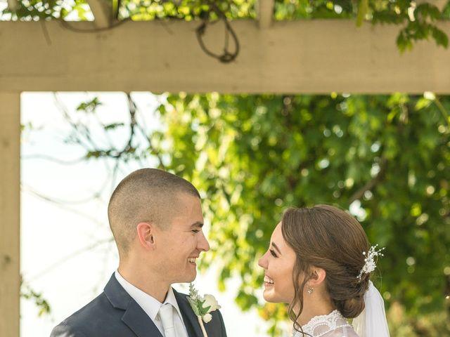 Brady and Kristen's Wedding in Oswego, New York 6