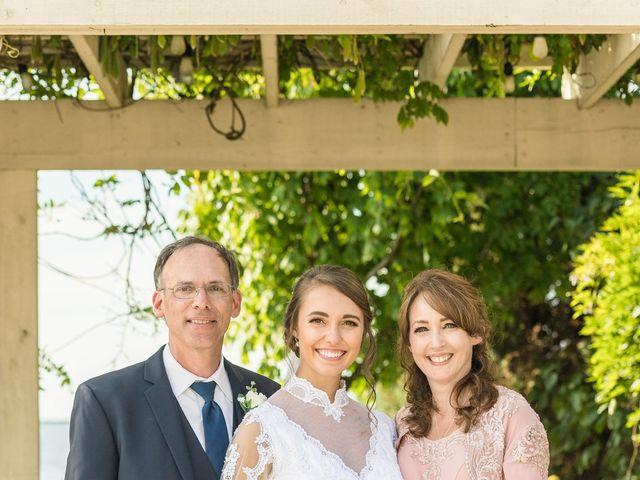 Brady and Kristen's Wedding in Oswego, New York 10