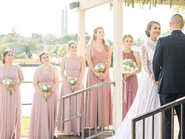 Brady and Kristen's Wedding in Oswego, New York 19