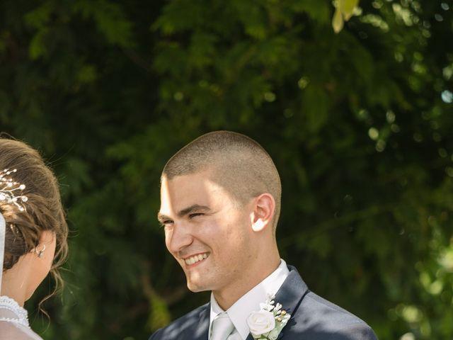 Brady and Kristen's Wedding in Oswego, New York 20