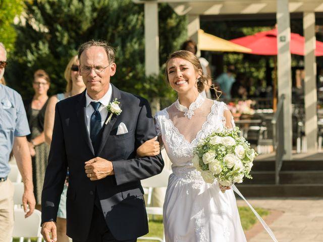 Brady and Kristen's Wedding in Oswego, New York 21