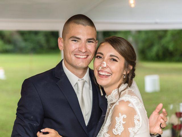 Brady and Kristen's Wedding in Oswego, New York 29