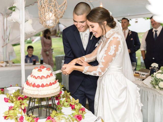 Brady and Kristen's Wedding in Oswego, New York 30
