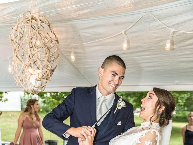 Brady and Kristen's Wedding in Oswego, New York 32