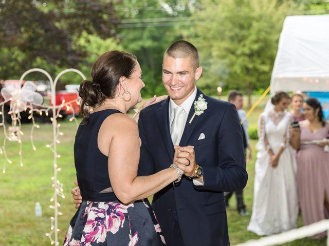 Brady and Kristen's Wedding in Oswego, New York 33