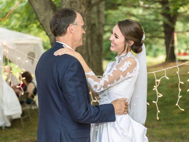 Brady and Kristen's Wedding in Oswego, New York 34