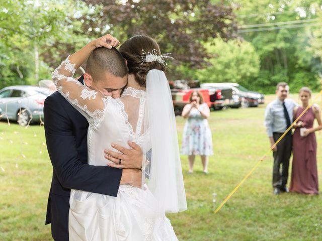 Brady and Kristen's Wedding in Oswego, New York 35