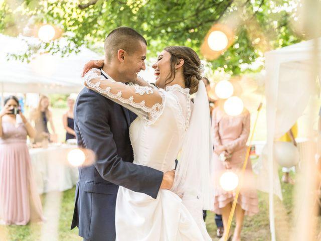 Brady and Kristen's Wedding in Oswego, New York 36