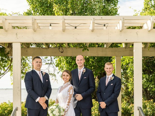 Brady and Kristen's Wedding in Oswego, New York 44