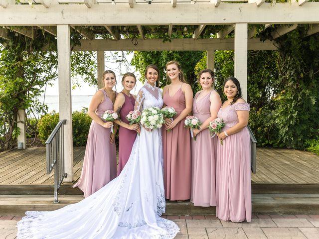 Brady and Kristen's Wedding in Oswego, New York 48