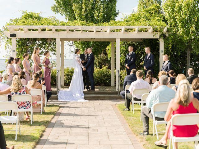 Brady and Kristen's Wedding in Oswego, New York 51