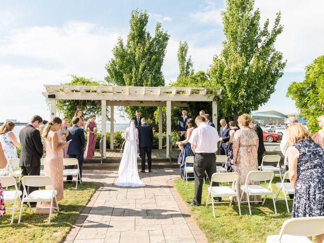 Brady and Kristen's Wedding in Oswego, New York 52