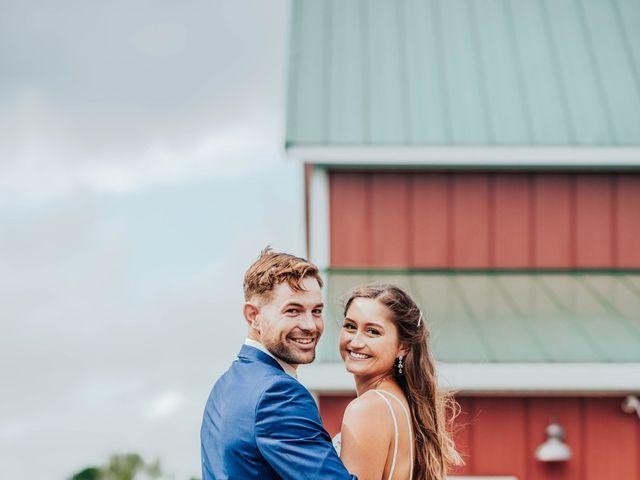 Brandon and Spencer's Wedding in Dallas Center, Iowa 3