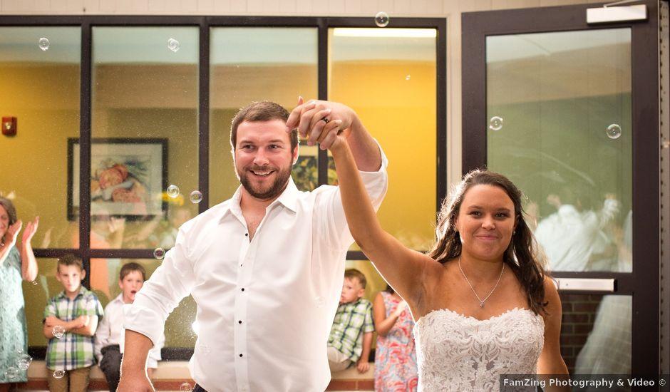 Joseph and Haley's Wedding in Columbia, South Carolina