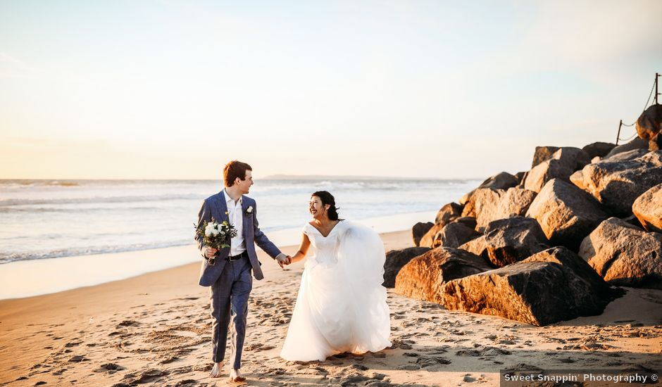 Connor and Sangia's Wedding in Imperial Beach, California