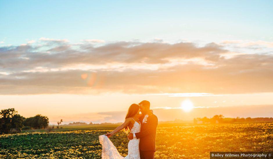 Brandon and Spencer's Wedding in Dallas Center, Iowa
