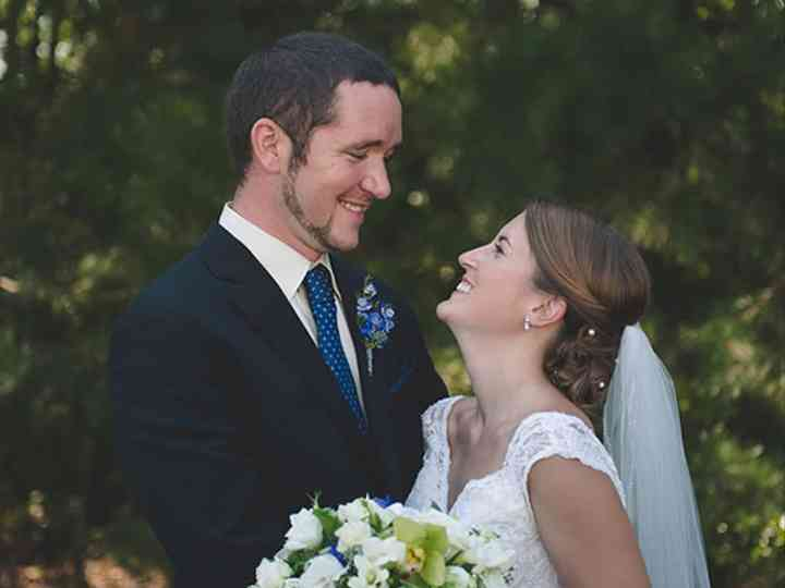 The wedding of Josh and Alicia