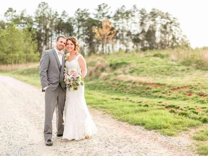 The wedding of Cody and Amanda