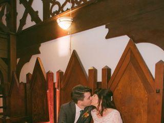The wedding of Erin and Aidan 2