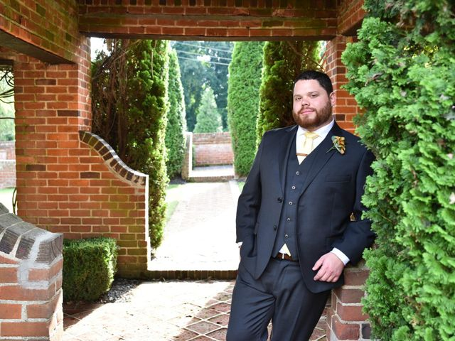 Mat and Emily's Wedding in Richmond, Virginia 1