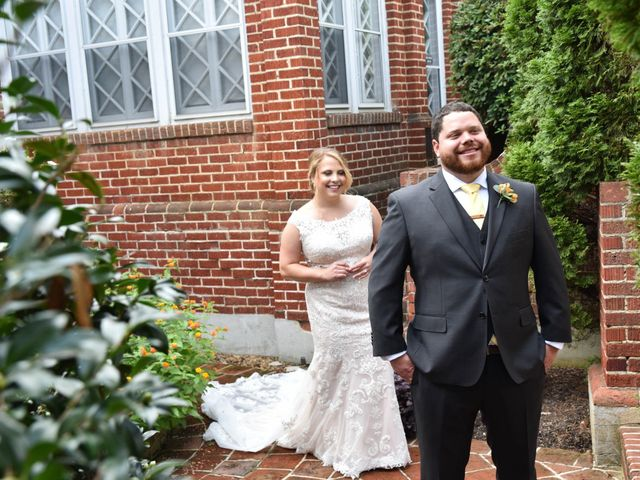 Mat and Emily's Wedding in Richmond, Virginia 7