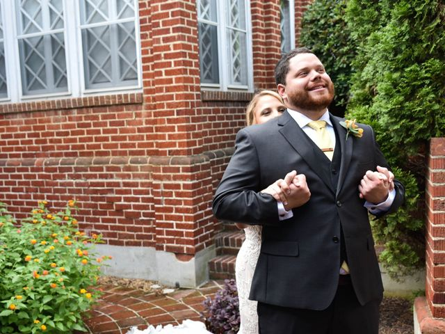Mat and Emily's Wedding in Richmond, Virginia 8