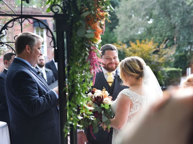 Mat and Emily's Wedding in Richmond, Virginia 10