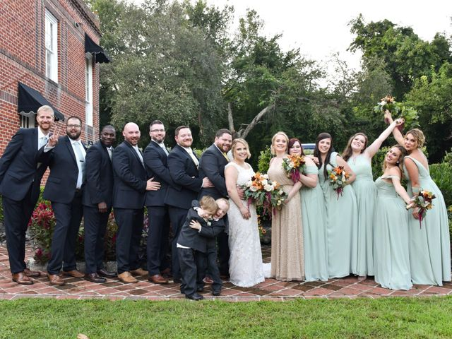 Mat and Emily's Wedding in Richmond, Virginia 15