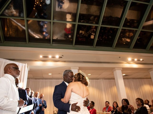 Dedrick and Joy's Wedding in New Orleans, Louisiana 1