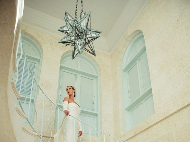 Zo Hudson and Katie's Wedding in Providenciales, Turks and Caicos 1