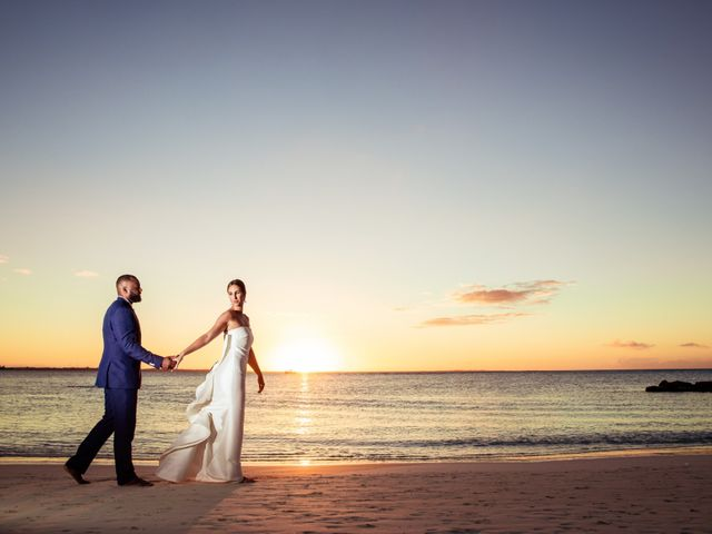 Zo Hudson and Katie's Wedding in Providenciales, Turks and Caicos 2