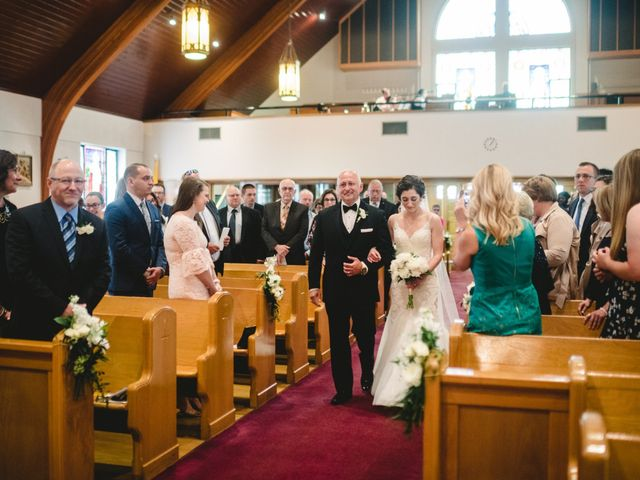 Zack and Carly's Wedding in Wilkes Barre, Pennsylvania 1