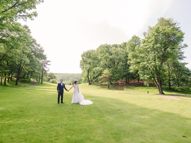 Zack and Carly's Wedding in Wilkes Barre, Pennsylvania 3
